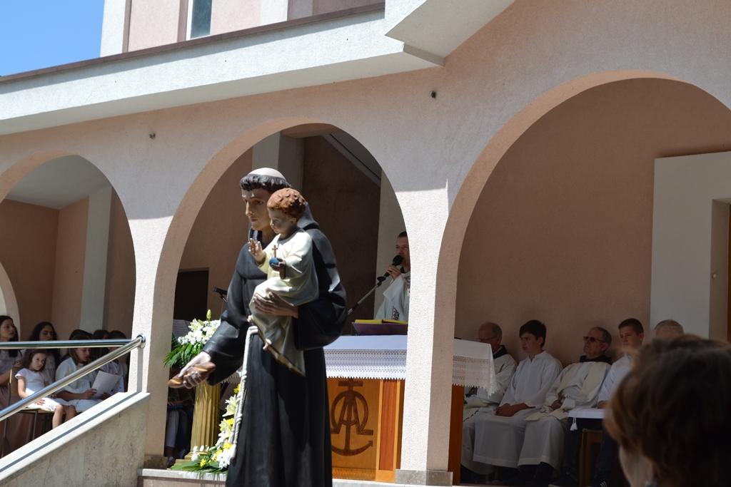 Ljubotići: Proslava Svetog Ante