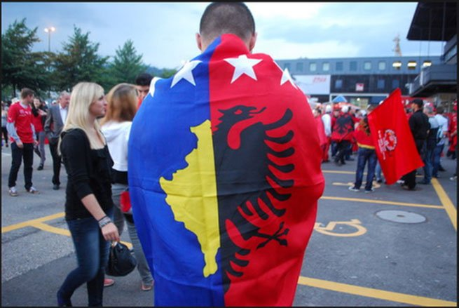 Image result for kosovo albanija