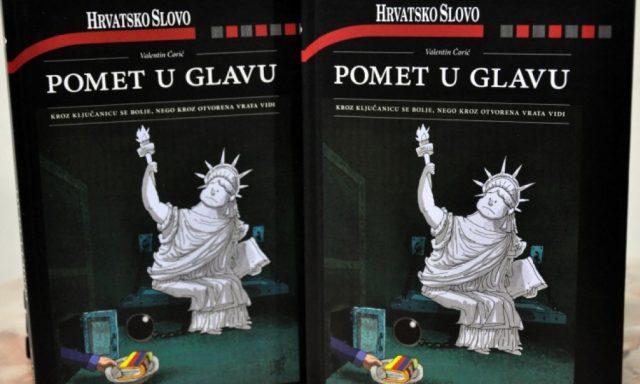 21. studenog u Čitluku predstavljanje knjige Valentina Ćorića