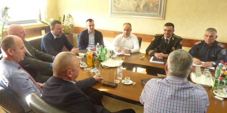 Na sastanku MUP-a ŽZH i MUP-a RH o zaštiti granice