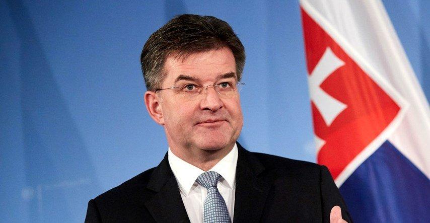 Lajčak: Situacija u BiH je ozbiljna, podsjeća na krizu iz 2010. godine