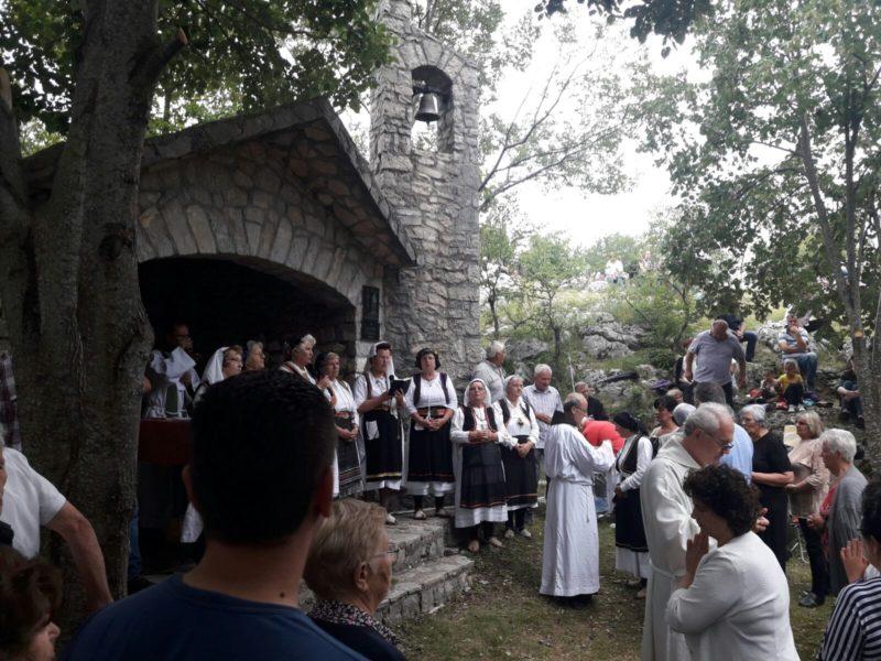 Sutra sv. Misa na Misištu - prastarom svetištu na Bilima - Vrisak.info