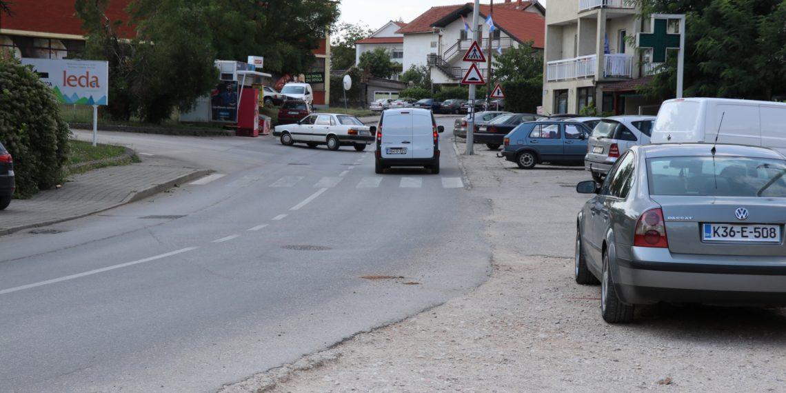Široki Brijeg: Gradi se parking, kružni tok i nogostupi!