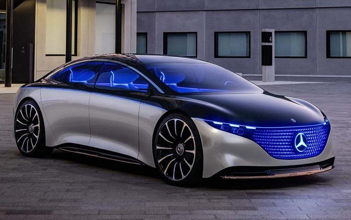 VIDEO: Nova Mercedesova električna limuzina imat će autonomiju od 700 km!