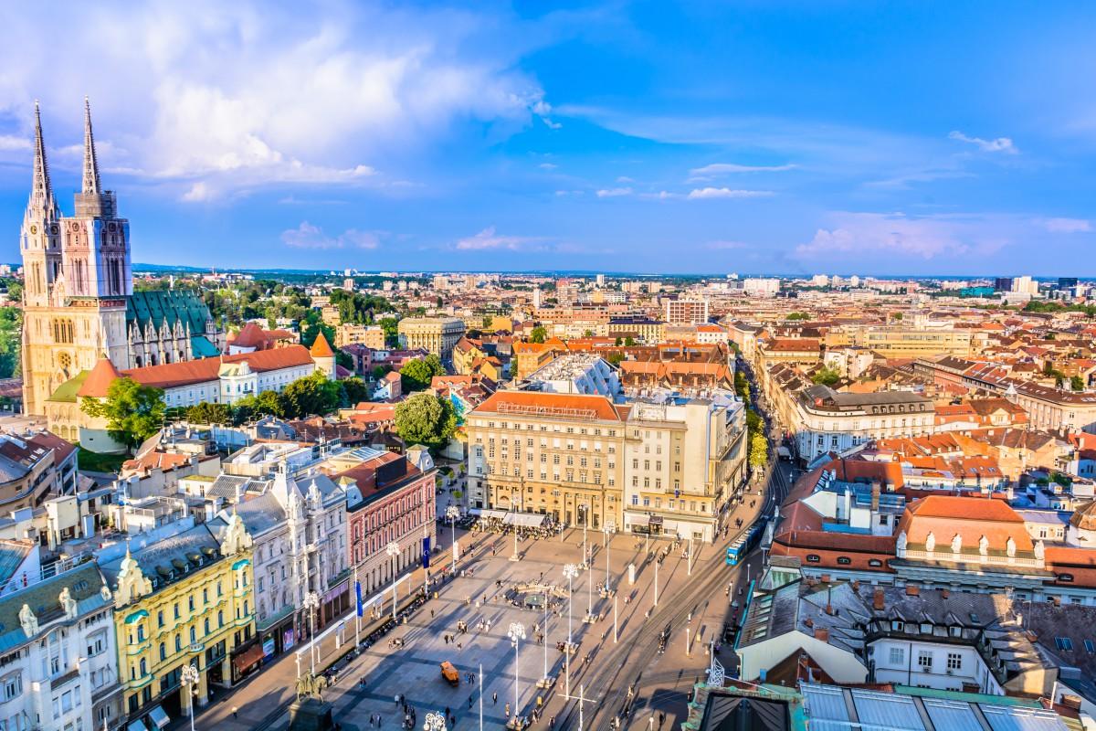 Zagreb – posvojeni grad
