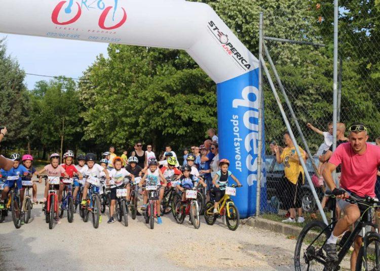 U Ljubuškom održana utrka Kids Race 2020