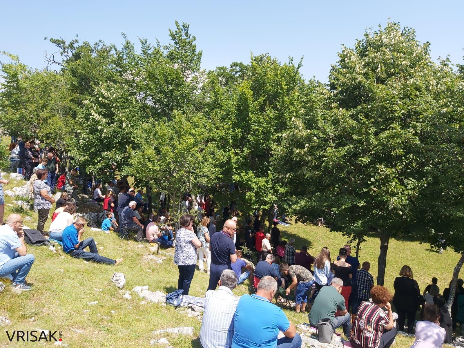 Održana sveta Misa na Misištu na Bilima - Vrisak.info