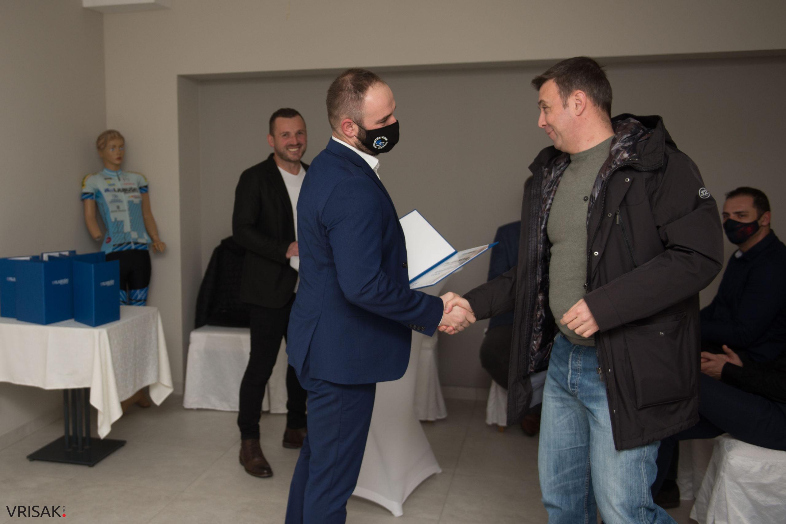 Održana godišnja sjednica Biciklističkog kluba Ljubuški