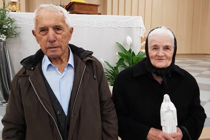 Posušje: Mate i Iva Martić proslavili 60. godišnjicu braka
